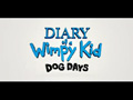 Diary of a Wimpy Kid: Dog Days - International Trailer