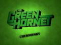 The Green Hornet - Featurette (Chudnofsky)