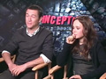 Inception - Online Interview (Joseph Gordon Levitt & Ellen Page)