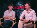 Inception - Online Interview (Tom Hardy & Cillian Murphy)