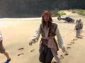 Pirates of the Caribbean: On Stranger Tides - Featurette (First day of filming)