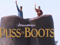 Puss in Boots - Cast at Cannes