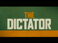 The Dictator - International Trailer A
