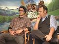Yogi Bear - Dan Aykroyd & Justin Timberlake Interview