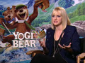Yogi Bear - Anna Farris Online Interview