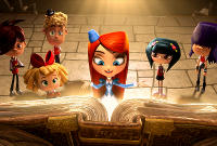 The Book Of Life - Featurette (Becoming A Hero)