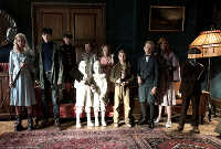 Miss Peregrine's Home For Peculiar Children - Trailer 2