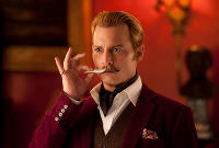 Mortdecai - Trailer
