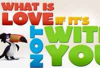 Rio 2 - 'What Is Love' Lyric Video