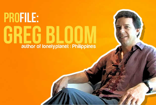 Lonely Planet Author Greg Bloom Deems Manila as