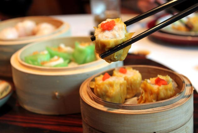 Eat All You Can Dimsum at Li Li Restaurant
