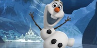 Meet Olaf, the Adorable Snowman in 'Frozen'
