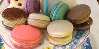 Mrs. Graham's Macaron Café: Where the French Confectionery Gets an Eccentric Makeover