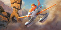 Teaser Trailer of 'Planes: Fire & Rescue' Takes Off in ClickTheCity