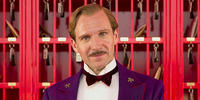 Ralph Fiennes, Plays Gustave H, the Legendary Concierge at 'The Grand Budapest Hotel'