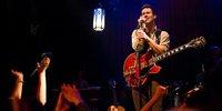 Maroon 5 Frontman Adam Levine Makes Movie Debut in Begin Again