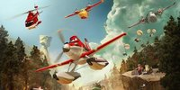 High-Flying Heroes Save the Day in Planes: Fire & Rescue