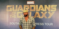 Dave Bautista on How Much His Role in 'Guardians of the Galaxy' Means to Him