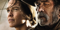 Oscar Winners Tommy Lee Jones, Hilary Swank  and Meryl Streep in Epic Movie ''The Homesman''