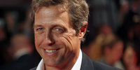 Rom-Com King Hugh Grant returns to the screen in The Rewrite