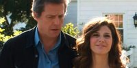 Hugh Grant and Marisa Tomei Get Romantic and Comic in The Rewrite.