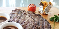 A Steakhouse: Acacia Hotel Manila beefs up its culinary offerings with a premium steak restaurant