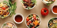 Now Open: Craft Salad at Food on Four, SM Aura