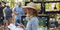 Hunger Games Star Elizabeth Banks Directs Pitch Perfect 2