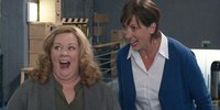 Miranda Hart: Brit's Crowned Queen of Comedy Tops Up Laughs and Action Spy