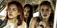 Meet the Five Wives in Mad Max: Fury Road