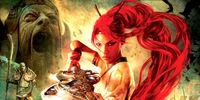 PS3's Popular Game Heavenly Sword Now a Movie