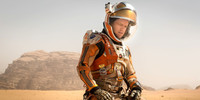 The Martian First Trailer Reveal
