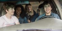 Ultimate Road Trip on Friendship in Paper Towns