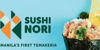 Now Open in SM Aura: Sushi Nori, Manila's First Temakeria
