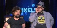 Peter Dinklage, Josh Gad Play Unlikely Heroes in Pixels