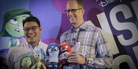 Inside Out's Pete Docter, Ronnie del Carmen Bring Joy to Manila