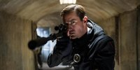 Armie Hammer, the Ultimate Russian Spy in Man from U.N.C.L.E.