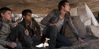 Ready to Burn in Maze Runner: The Scorch Trials