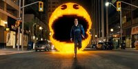How Pac-Man, Donkey Kong Became Giant Pixelated Creatures in Pixels