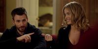 "Chris Evans in Romantic Date Movie ""Before We Go"""