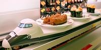 Express Train to Delicious: Conveyor Belt Japanese Restaurant 'Genki Sushi' opens in Manila