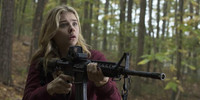 Chloe Grace Moretz Fights Invaders Back in The 5th Wave (Opens Jan 20)