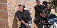 Triple 9: Action-Packed Cop Thriller with an Ensemble Cast