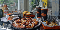 An Electrifying Food Experience at Megawatt – Pizza. Chicken. Burrito. in Quezon City