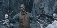Samuel L. Jackson Plays Real-Life Unsung Hero in Legend of Tarzan