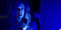 Horror Fan Teresa Palmer Relishes Scary Scenes in Lights Out