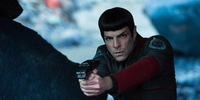 U.S.S. Enterprise Crew Divided in 'Star Trek Beyond'