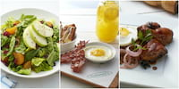 Start off your day fresh with Italiannis' new Heavenly Deviations Breakfast Menu