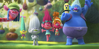 Trolls Collorful Journey from Beloved Toys to Movie Starts November 2