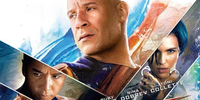 xXx: Return of Xander Cage Launches Main One-sheet Art